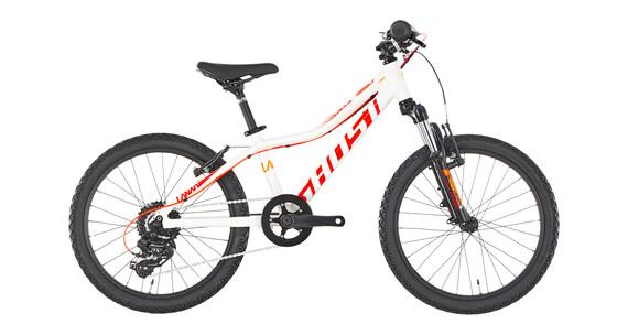 """Ghost Lanao 2.0 AL 20"""" - Vélo enfant - blanc"""